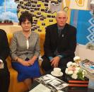 Проект «Сәләм, Республика! Бөйөк Еңеүгә-75!» в утреннем шоу «Сәләм» в прямом эфире на канале БСТ был посвящен героям Отечественной войны Мечетлинского района.