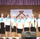 29 февраля на сцене Большеокинской централизованной клубной системы состоялся первый этап отборочного тура Районного вокального конкурса среди сельских поселений «Поющая деревня».