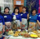 В культурно-досуговых учреждениях района прошли праздничные программы, посвященные Международному женскому дню.