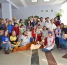 В Мечетлинском районе Башкирии состоялся бал для маленьких принцев и принцесс