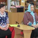 20 марта в Центральной модельной детской библиотеке состоялась встреча с авторами книг «Ағинәй юлы» Т.Б.Даяновой и «Йондозло хыял» Г.М.Шафиковой.