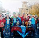 Народный ансамбль русской песни «Бирюсинка» Малоустьикинского сельского клуба
