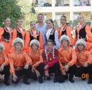 Образцовый ансамбль танца «Өлгөр» Детской школы искусств.