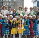 Мечетлинские семьи показали свои таланты.