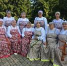 Ансамбль «Рябинушка» - Лауреат фольклорного фестиваля «Июньская карусель».