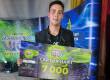 Александр Васин стал финалистом молодежного фестиваля «Йэшлек шоу - 2020»