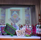 Сегодня, 4 февраля 2021 года, в районном Доме культуры состоялся финальный этап районного конкурса «Лоскутная радуга».