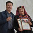 Новомещеровцы стали лауреатами  IV зонального фестиваля   башкирского фольклора «Сыңрау торна».