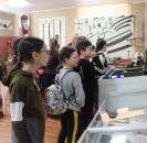 В дни весенних каникул музей посетили учащиеся из Лемезтамакской школы, отдыхающие в оздоровительном лагере «Йэйлэу».