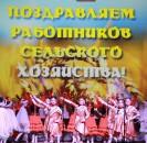 Праздничный концерт, посвященный дню сельского работника