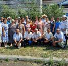30 июня в деревне Сулейманово отметили праздник улицы Механизаторов.