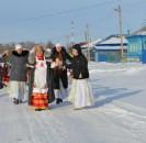 Праздник на селе - «праздника гусиного пера» — Каз-омэсе
