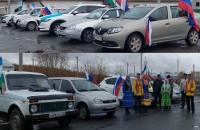 В  Мечетлинском районе День Республики отметили автопробегом