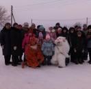 Народные гулянья, посвящённые Татьяниному дню в Буртаковском СК