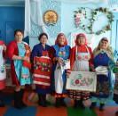 Фольклорный праздник тамбурной вышивки в Новомещеровском СК