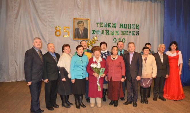 Церемония вручения литературной премии имени Рашита Ахтари