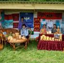 Мечетлинские мастера народных промыслов стали участниками Республиканского народного праздника «Уйын»