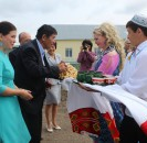 Тройной праздник в деревне Абдрахимово