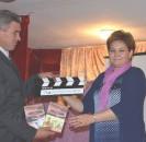 В Кургатовском сельском клубе стартовал районный киномарафон