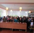 6 октября    в Центральной районной  библиотеке прошел тематический вечер «Республикам минем – Башкортостан».