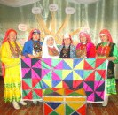 В с.Новояушево состоялось собрание членов клуба «Ағинәйҙәр»