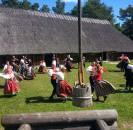 На Международном фестивале национальных культур «Бердэмлек» выступит эстонский народный ансамбль Лейгарид