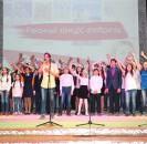 В течение апреля месяца в Мечетлинском районе проходил конкурс агитбригад «Свежий ветер».
