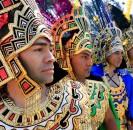Фольклорный балет штата Мехико выступит на Международном фестивале национальных культур «Берҙәмлек»