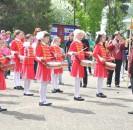 В Международный день защиты детей на центральной площади для юных жителей района состоялся праздник «Сказочное путешествие»