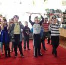 Игровая развлекательная программа «Маленькие дети на большой планете» в День защиты детей.