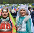 В Мечетлинском районе прошел Открытый республиканский фестиваль-конкурс народного костюма «Хумай».