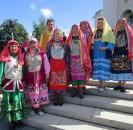 Мечетлинцы приняли участие в Празднике национального костюма в Уфе