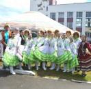 Мечетлинцы представлил башкирскую культуру на торжествах посвященных дню г.Красноуфимкса.