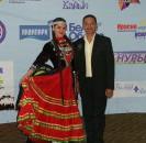 Каролина Камалеева – лауреат телевизионного конкурса «Баик»