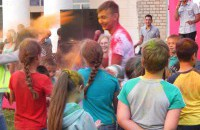 """5 августа 2017 года на площади с.Алегазово пошёл праздник под названием """"Дерзай, Молодёжь!!!"""