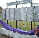 В Абдуллинском сельском поселение состоялось открытие мемориального комплекса