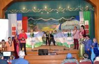 6 октября в деревне Теляшево прошел День башкирской культуры - масштабное районное мероприятие в рамках Дней национальных культур, посвященных  Дню Республики.