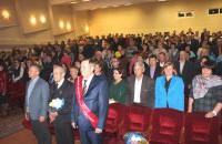 9 октября в районном Доме культуры состоялось торжественное собрание, посвященного главному государственному празднику Республики Башкортостан – Дню Республики, 27-ой годовщине принятия Декларации о государственном суверенитете