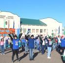 11 октября Мечетлинцы отметили день Республики народным гулянием.
