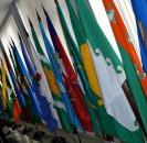 Сегодня в районном Доме культуры проходит выездная выставка государственных символов Российской Федерации, Республики Башкортостан, всех субъектов Российской Федерации и муниципальных образований Республики Башкортостан.