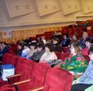 Мечетлинские культработники посетили семинар-тренинг уфимского режиссера Альмиры Куватовой