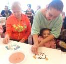 1 декабря в рамках Международного дня инвалида в Центральной модельной детской библиотеке была организована развлекательная программа «От улыбки хмурый день светлей».