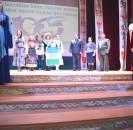 9 февраля в районном Доме культуры прошло торжественное открытие районного фестиваля народного творчества «Пою тебя, мой край родной».
