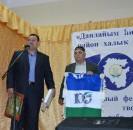 Первыми в рамках фестивальной  программы «Пою тебя, мой край родной» приняли эстафету Абдуллинское  сельское поселение.