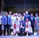 Башкирский Народный театр районного дома культуры «Илхам» (рук. Эльвира Рамазанова) подтвердил высокое звание.