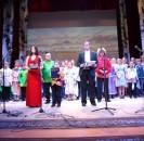 Финальным аккордом фестиваля «Пою тебя, мой край родной!» стала концертная программа Малоустьикинского сельского поселения.