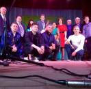 21 апреля в Культурно-досуговом центре с.Месягутово прошел второй открытый зональный фестиваль авторской песни «Живая струна».