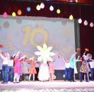 В первый день лета в районном Доме культуры   прошла большая концертно-игровая  программа «В стране чудес», посвященная Дню защиты детей.