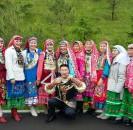 9 июня 2018 года в рамках Международного фестиваля искусств «Сердце Евразии-2018» в Уфе прошел праздник национального костюма.