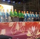 Народный ансамбль русской песни «Бирюсинка» Малоустьикинского сельского клуба принял участие в XXVI Всероссийском Бажовском фестивале народного творчества.